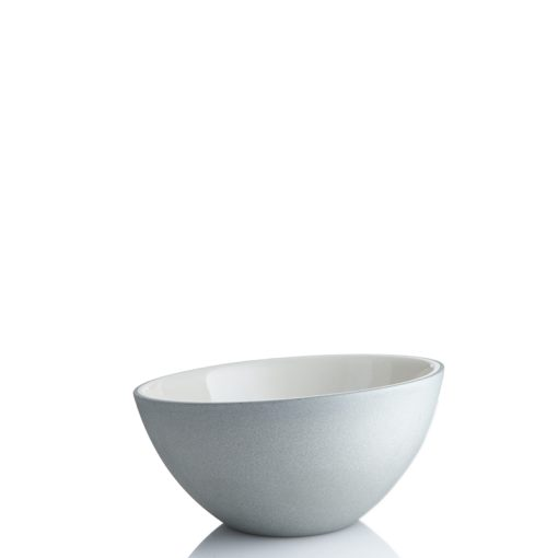 boble skål mini hvid
