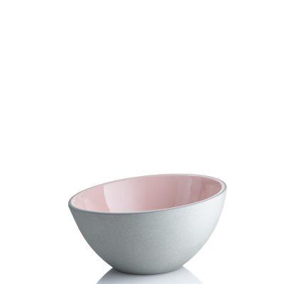 boble mini-skål-lyserød
