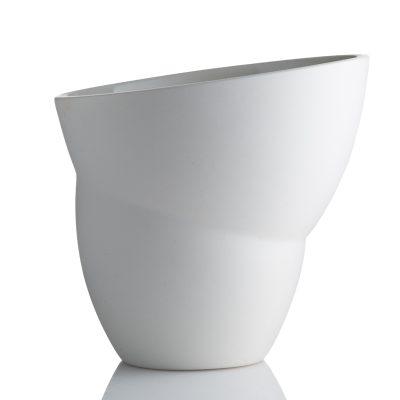 Boblekop-hvid